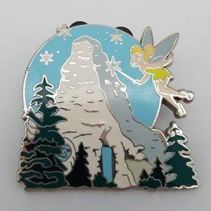 Disney Tinker Bell w Matterhorn Bobsleds Pin
